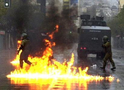EL P.O.R. EN CHILE: DIEZ AÑOS DE LUCHA REVOLUCIONARIA