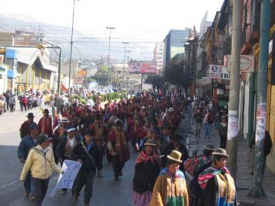 MASAS nº 2013 del POR boliviano